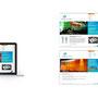 Konzept | Design | Umsetzung Kunden-Homepage mit CMS