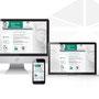 Online-Präsenz eines Start-up Unternehmens