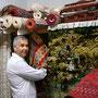 Tabriz carpet Udine, Titolare sig, Javad Persiano di Tabriz (capitale mondiale dei tappeti)