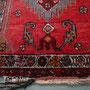 tabriz carpet udine, riparazione frange tappeti trieste, tappeto pesiano rovinato frange, una cosa comune che con usura succede su tutti tappeti, riparazione molto semplice e economico