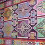 Kilim antico grande, kilim udine, lavaggio e restauro kilim