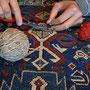 Tabriz carpet esperto Riparazione tappeti antichi Caucasici Trieste