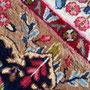 riparazione tappeto persiano Udine, restauro tappeto persiano tarmato dopo di riparazione