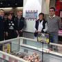 Les Eleveurs de Bretagne dans le magasin E. Leclerc de Quimperlé