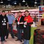 Les Eleveurs de Bretagne dans le magasin E. Leclerc de Plérin