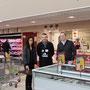 Les Eleveurs de Bretagne dans le magasin E. Leclerc de Relecq Kerhuon