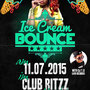 Ice Cream BOUNCE im Club Ritzz Flyer