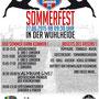 Askania Coepenick Sommerfest 2015 Plakat