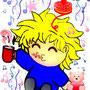 Aww Happy-Birthday-Bildchen von Verena (Youji)