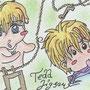 Noch mehr Teddys von Tomolein