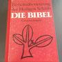 Bibel neu eingebunden