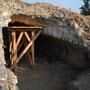 Konsolidierung Odeon - Ephesos / Türkei