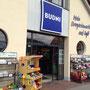 Budni Drogeriemarkt 70 m, speziell auf Sylter Bedarf ausgerichtet