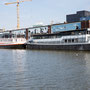 Bateau Ric's au canal Bruxelles 🇧🇪