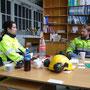 Unser Büro: Ivar und Chef Kristoffer im Gespräch