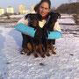Januar 2010 - meine Jungs und ich