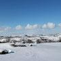 So wunderschön in den Bergen hinter Sollia