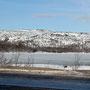 Finnmarksløpet Anfang März 2014