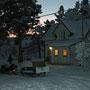 Das alte Farmhaus in Namdalen