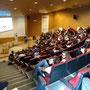 "Congreso Internacional ""European elasmobranch Association"" celebrada en Peniche, Portugal."