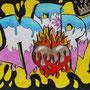 Graffiti, Klasse 5 und 6