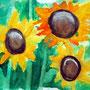 Aquarellmalerei, Klasse 6