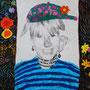 Portraitcollage nach Pablo Picasso, Klasse 4