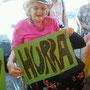 Frau Billinger (85) - Hurra !
