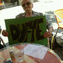 Meine liebe Oma Liesel (92) - Dufte !
