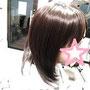 ミディアム ¥18000  スタイリング \1000(税別)