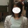 ミディアム ¥18000 スタイリング ¥1000(税別)