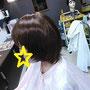 ミディアムスタイル  ¥18000 スタイリング ¥1000(税別)