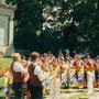 Im Engl. Garten in München 1989, Tag der Laienmusik