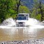 Der Regen hat auch seine guten Seiten - Fun auf dem Weg zum Lago Traful