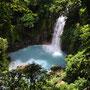 Schöner Wasserfall im N.P. Tenorio