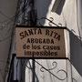 Nach welchem Gesetzbuch arbeitet wohl Santa Rita?