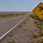 Achtung: Patagonischer Wind