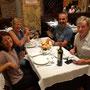 Abendessen mit Hakke und Kleis aus Amsterdam in Salta