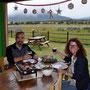 Weihnachtslunch: Patagonisches Weihnachtslamm
