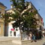 """Erster Halt in Kroatien: """"Porec"""""""