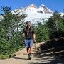 Wanderung zum Cerro Tronador, NP Nahuel Huapi