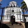 Wunderschöne alte Kirchen prägen Sucre