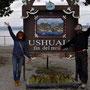 31.12.: am Ende des Jahres am Ende der Welt, Ushuaia!