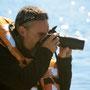 Auf der Pirsch nach tollen Bilder auf dem Bootsausflug