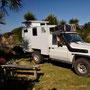 Netter Campingplatz in Ancud