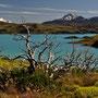 Unglaublich blaue Seen