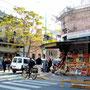Palermo, Quartier mit netten Cafes. Unser Schulweg.