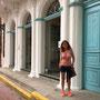 Schöne Gebäude und hübsche Gassen