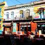 La Boca, alter Stadtteil am Hafen von Buenos Aires