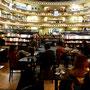 El Ateneo, Gran Splendid. Altes Theater als riesen Buchladen!